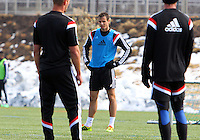 D.C. United First Practice, February 18, 2014
