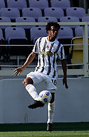 Juan Cuadrano of Juventus  during the  italian serie a soccer match,Fiorentina - Juventus at  theStadio Franchi in  Florence Italy ,