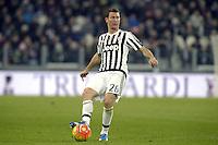 Stephan Lichtsteiner Juventus,<br /> Torino 16-12-2015, Juventus Stadium, Football Calcio 2015/2016 Coppa Italia, derby, Juventus - Torino, Foto Filippo Alfero/Insidefoto