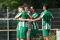 Jubel Klein-Gerau - 15.08.2021 Büttelborn: SV Klein-Gerau vs. SKG Bauschheim, A-Liga