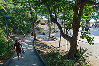 Parque Garota de Ipanema, Arpoador, Rio de Janeiro. 2019. Foto de Juca Martins