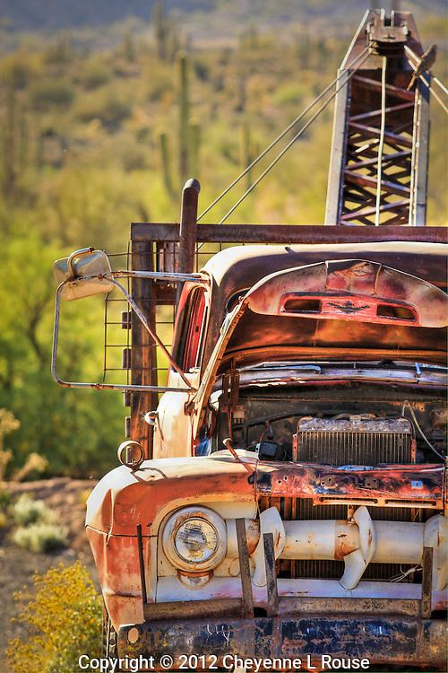 Goldfield Ford - Arizona