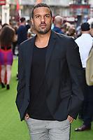 "OT Fagbenle<br /> The premiere of ""The Festival"" at Cineworld Leicester Square<br /> <br /> ©Ash Knotek  D3419  13/08/2018"