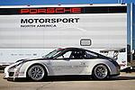 2010 Porsche GT3 Cup in Porsche Design Livery