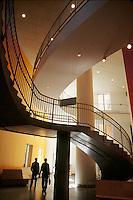 Stata center stair, MIT, Cambridge, MA