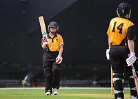 210206 Maureen Peters T20 Cricket - Wellington Collegians v Hutt District