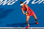 Heather Watson of Great Britain vs Samantha Stosur of Australia during the WTA Prudential Hong Kong Tennis Open at the Victoria Pack Stadium on 16 October 2015 in Hong Kong, China. Photo by Aitor Alcalde / Power Sport Images