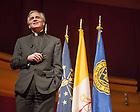 May 30, 2014; Reunion 2014: Town Hall Meeting. Photo by Matt Cashore/University of Notre Dame