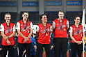 Women's Softball World Championship 2018: Medal ceremony after final JPN 6-7 USA
