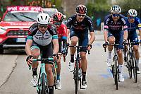 Robert Stannard (AUS/BikeExchange)<br /> <br /> Stage 5 from Castellalto to Castelfidardo (205km)<br /> <br /> 56th Tirreno-Adriatico 2021 (2.UWT) <br /> <br /> ©kramon