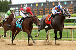 May 2, 2014: Fiftyshadesofgold with Mike Smith wins the 59th Running of the Grade 3 Eight Belles, 3-year old fillies, going 7 furlongs at Churchill Downs. Trainer: W. Bret Calhoun . Owner: The Estate of Clarence Scharbauer. Sue Kawczynski/ESW/CSM