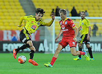 160305 A-League Football - Wellington Phoenix v Adelaide United