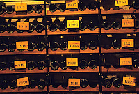 Europe/France/Aquitaine/33/Gironde/Pauillac: château Pichon Longueville Comtesse de Lalande (AOC Pauillac) - Caveau particulier [Non destiné à un usage publicitaire - Not intended for an advertising use]