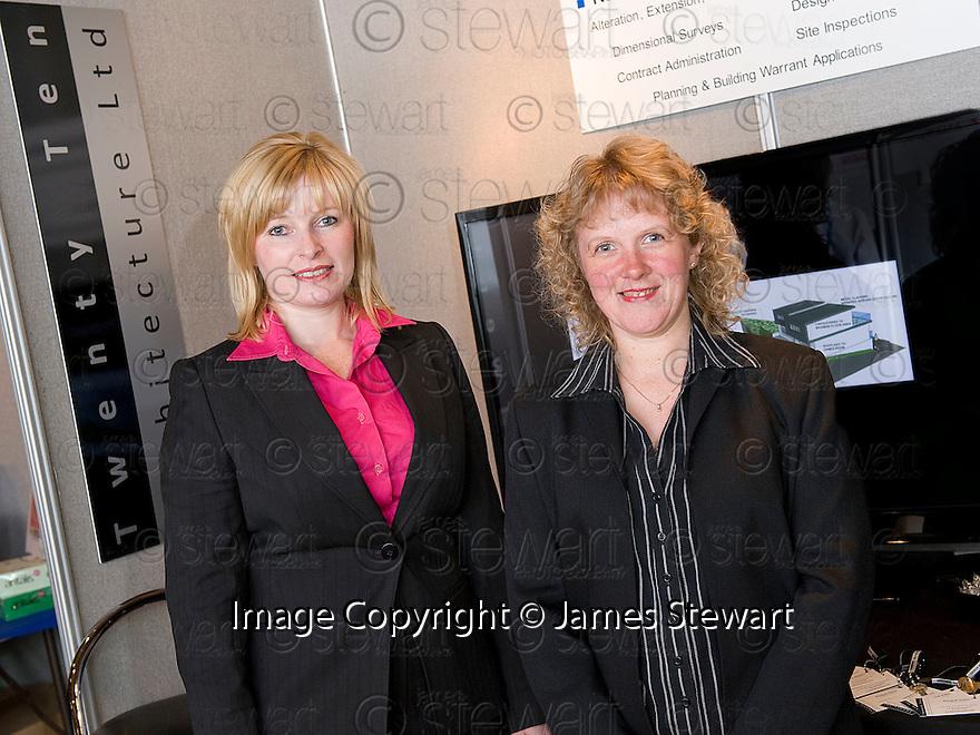 Falkirk Business Exhibition 2011<br /> Twenty Ten Architecture Ltd