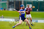 Padraig O'Sullivan, St. Brendans, during the County Senior hurling Semi-Final between St. Brendans and Causeway at Austin Stack park on Sunday.