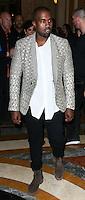 LAS VEGAS, NV, USA - OCTOBER 24: Kanye West arrives at Kim Kardashian's 34th Birthday Celebration held at TAO Las Vegas on October 24, 2014 in Las Vegas, Nevada, United States. (Photo by Xavier Collin/Celebrity Monitor)