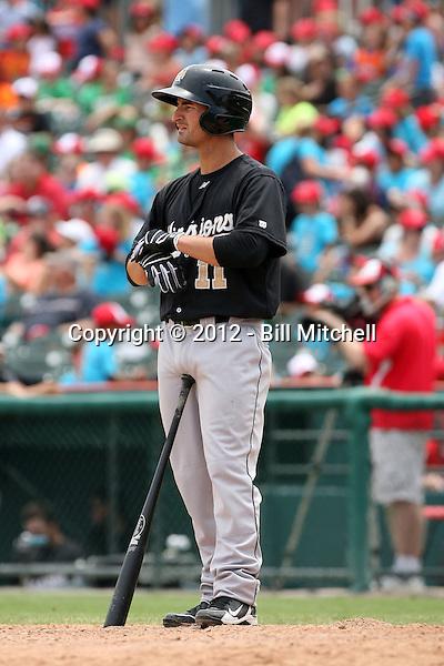 Dean Anna - 2012 San Antonio Missions (Bill Mitchell)