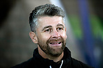 St Johnstone v Motherwell…..12.02.20   McDiarmid Park   SPFL<br />Motherwell manager Stephen Robinson<br />Picture by Graeme Hart.<br />Copyright Perthshire Picture Agency<br />Tel: 01738 623350  Mobile: 07990 594431