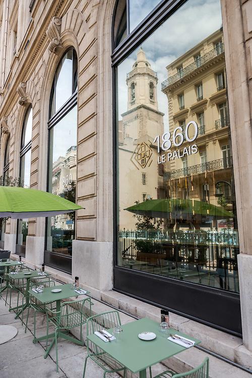 Brasserie 1860 Le Palais - Palais de la Bourse CCIAMP - Juin 2021