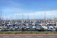 Nederland  IJmuiden aan Zee - 2019. Marina Seaport. Jachthaven. Foto Berlinda van Dam / Hollandse Hoogte