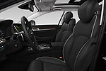 Front seat view of 2017 Genesis G80 3.8-AWD 4 Door Sedan Front Seat  car photos