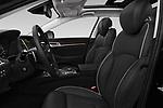 Front seat view of 2017 Genesis G80 3.8-AWD 4 Door Sedan Front Seat  car photos