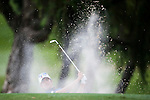 Soomin Lee of South Korea hits the ball during Hong Kong Open golf tournament at the Fanling golf course on 25 October 2015 in Hong Kong, China. Photo by Xaume Olleros / Power Sport Images