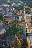 Miller Plaza & Flatiron Buildings