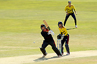 Katie Midwood of Sunrisers hits out during Sunrisers vs South East Stars, Rachael Heyhoe Flint Trophy Cricket at The Cloudfm County Ground on 13th September 2020