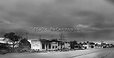"""On Interestate 10, just West of Van Horn, Texas, you will see this old abandoned gas station and Horse Motel.  20"""" x 10"""""""".  Printed on Parrot Digigraphic Ultra Lustre Photopaper.  Limited Edition of 25."""