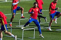 Spainsh Juan Mata during the training of the spanish national football team in the city of football of Las Rozas in Madrid, Spain. November 09, 2016. (ALTERPHOTOS/Rodrigo Jimenez) ///NORTEPHOTO.COM