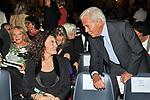 ANTONIA DE MITA CON DINO TRAPPETTI<br /> CONCERTO DI BENEFICENZA DI UTO UGHI<br /> BASILICA DI SANTA MARIA IN ARA COELI ROMA 2011
