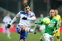 Maxime Gonalons (Lyon)  .Football Calcio 2012/2013.Ligue 1 Francia.Foto Panoramic / Insidefoto .ITALY ONLY