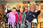 Victoria Tynan, Rose Joy, Helen O'Connor, Norma O'Donoghue, Geraldine O'Reilly, Bridget Slattery, Gosia Bugaj enjoying the Festive Fun at Specsavers Tralee on Thursday