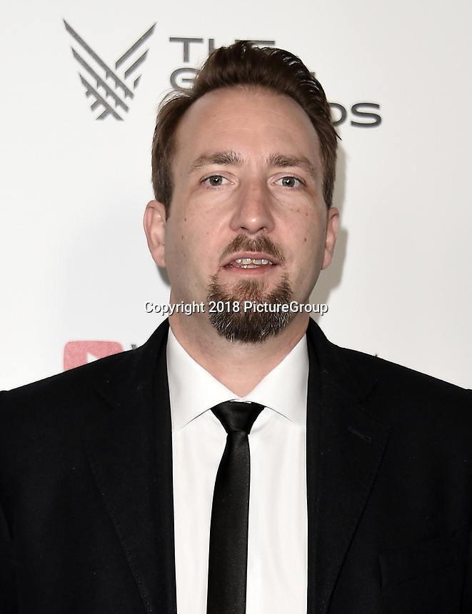 LOS ANGELES - DECEMBER 6: Brendan Greene attends the 2018 Game Awards at the Microsoft Theater on December 6, 2018 in Los Angeles, California. (Photo by Scott Kirkland/PictureGroup)