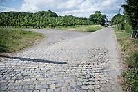 Halleweg<br /> <br /> Limburg cycling hotspots<br /> Cycling In Flanders <br /> Flanders Tourist Board<br /> <br /> ©kramon