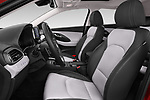 Front seat view of a 2018 Hyundai i30 Fastback Shine 5 Door Hatchback front seat car photos