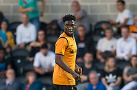 Ricardo Alexandre Almeida Santos of Barnet during the 2017/18 Pre Season Friendly match between Barnet and Swansea City at The Hive, London, England on 12 July 2017. Photo by Andy Rowland.