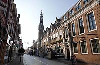 Nederland  Alkmaar- September 2020 .   Het oude stadhuis aan de Langestraat.  Foto : ANP/ Hollandse Hoogte / Berlinda van Dam