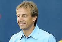 U.S head coach Jurgen Klinsmann..USMNT defeated Guatemala 3-1 in World Cup qualifying play at LIVESTRONG Sporting Park, Kansas City, KS.