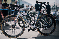 Marcel Kittel's (DEU/QuickStep Floors) disk brake enabled race machine<br /> <br /> 104th Tour de France 2017<br /> Stage 6 - Vesoul › Troyes (216km)