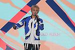 "Jun-Su (JYJ), May 30, 2016 : XIA (Junsu) attends the 4th album ""XIGNATURE"" showcase in Seoul, South Korea on May 30, 2016. (Photo by Pasya/AFLO)"
