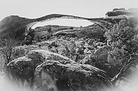 Landscape Arch in Arches National Park, Utah