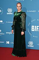 Samantha Morton<br /> arriving for the British Independent Film Awards 2018 at Old Billingsgate, London<br /> <br /> ©Ash Knotek  D3463  02/12/2018