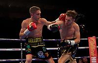 Reece BELLOTTI v Jamie SPEIGHT - WBC International Silver Featherweight Title - 01.07.2017
