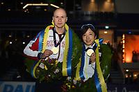 SPEEDSKATING, HEERENVEEN: 24-02-2019, IJsstadion Thialf, ISU World Sprint Speed Skating Championships, ©photo Martin de Jong