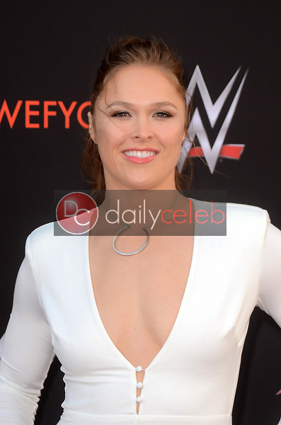 Ronda Rousey<br />