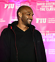 NORTH MIAMI, FL - MARCH 09: Michael Gardner attends the FIU Chaplin School of Hospitality & Tourism Management The David Grutman Experience: The Class with guest celebrity David Beckham at Kovens Conference Center at Florida International University on March 9, 2021 in North Miami, Florida.  ( Photo by Johnny Louis / jlnphotography.com )