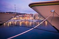 Europe/France/Provence-Alpes-Côte d'Azur/06/Alpes-Maritimes/Nice:  Le Port