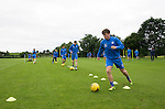 St Johnstone Pre-Season Training in Northern Ireland.. 08.07.16<br />Craig Thomson<br />Picture by Graeme Hart.<br />Copyright Perthshire Picture Agency<br />Tel: 01738 623350  Mobile: 07990 594431